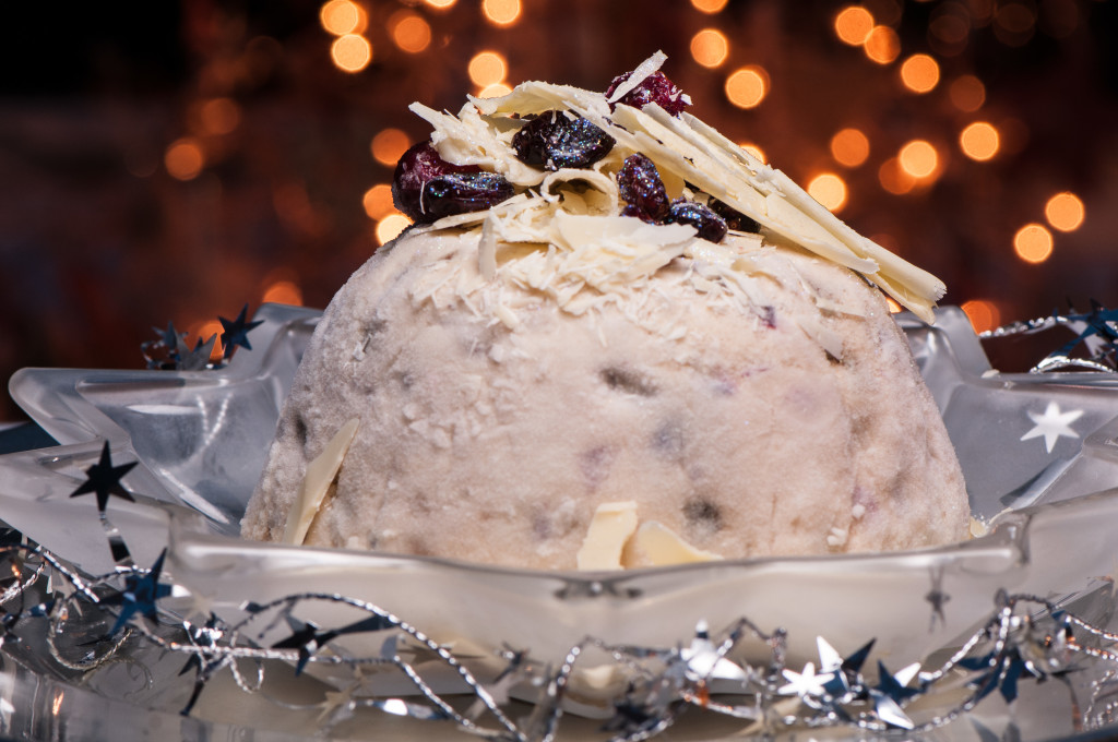 Christmas Ice cream Pudding